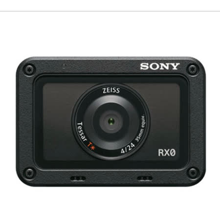 SONY DSC-RX0 防水防震抗壓 數位相機 ,送讀卡機+32GB, 2/25前買就送SONY經典銅牌對杯