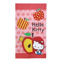 Hello Kitty蘋果長門簾85x150cm(KT2014)