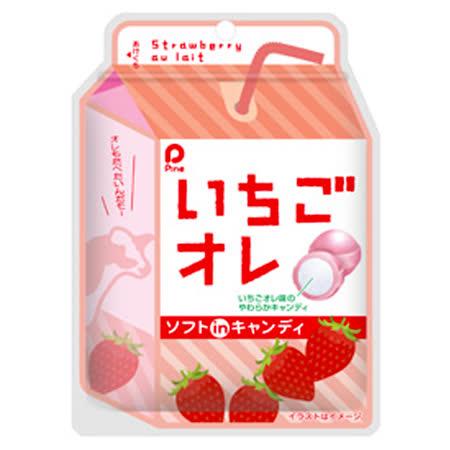 日本派恩 草莓牛奶糖35g