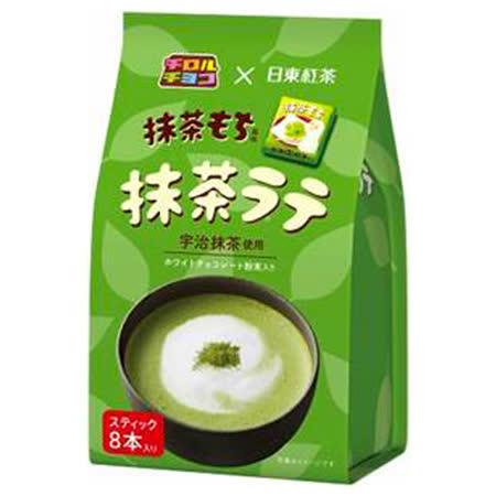 日本三井 農林抹茶拿鐵飲料包96g