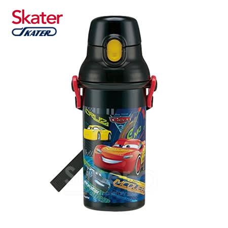 Skater直飲冷水壺 (480ml)閃電麥昆SPEED
