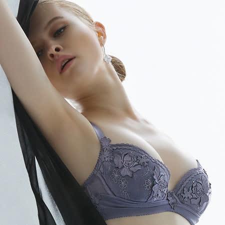【Audrey】異戀托斯卡尼 美背款B-D罩內衣(性感紫)
