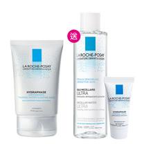 LA ROCHE-POSAY理膚寶水 水感超保濕晚安凝膜組