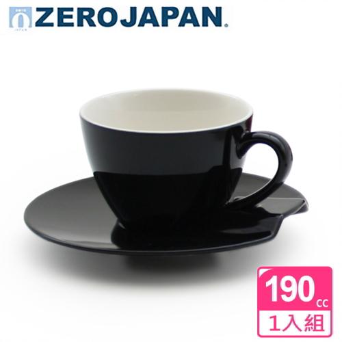 ~ZERO JAPAN~杯盤組190cc 黑
