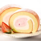 【亞尼克】亞尼克生乳捲-草莓雙漩(任選)