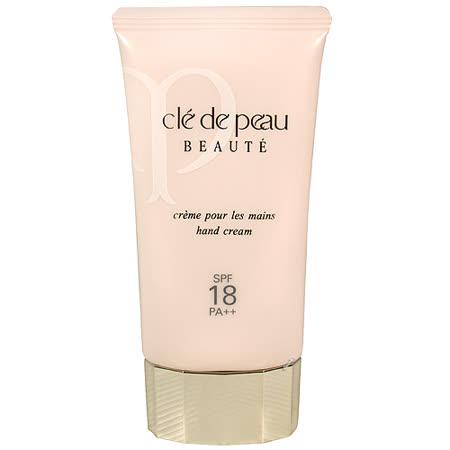 cle de peau BEAUTE肌膚之鑰 光采護手霜SPF18PA++(75ml)