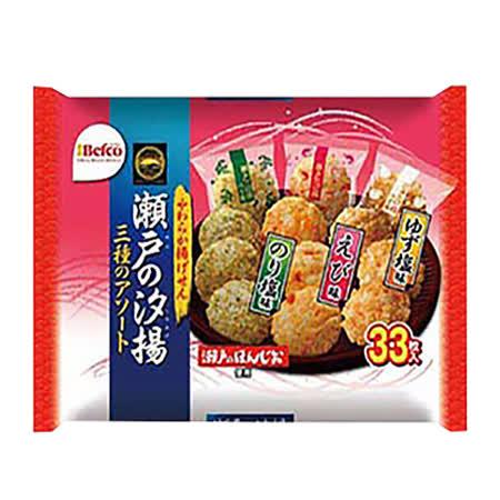 [買二送二] 日本栗山 什錦米果171.6g