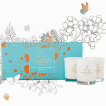【AA】歡愉香薰蠟燭禮盒 (Aromatherapy Associates)