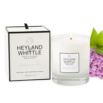 H&W英倫薇朵 茉莉丁香香氛燭 230g