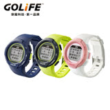 GOLiFE GoWatch 110i 超輕量全中文GPS智慧運動錶(送心跳帶)