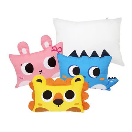 放大 往前      分享到 ▲可爱双面动物造型陪伴孩子睡觉的好朋友