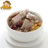 Allie's港式煲湯系列  2包括婁仁石斛軟骨湯420g/包