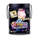 蘇菲 超熟睡內褲型衛生棉(L)(2片 x12包)