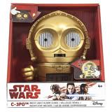 【BulbBotz】電影原聲夜燈鬧鐘 - 星際大戰 5.5吋 C-3PO 金人