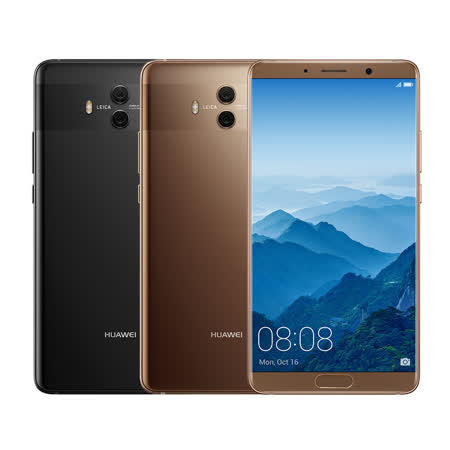 HUAWEI Mate10 (4GB/64GB) 5.9吋 徠卡認證雙鏡頭 雙4G旗艦機