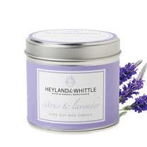 H&W英倫薇朵 香氛燭罐 加1元多1件