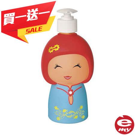 【義大利 e-my】娃娃造型擠皂器