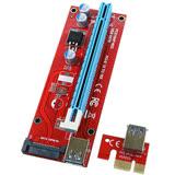 伽利略 PCI-E 1X to 16X 介面轉接卡(PES202A)