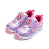 (中童) 蘇菲亞公主 電燈運動鞋 紫粉 SOKX77607 童鞋 鞋全家福
