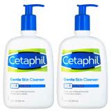Cetaphil舒特膚 溫和清潔乳20oz(2入特惠)