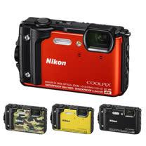 Nikon Coolpix W300 (公司貨)-送32G記憶卡+清潔組+保護貼