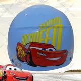 【EVO正版授權 閃電麥坤 Cars 兒童雪帽】迪士尼│汽車總動員 賽車│輕便型半罩
