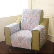 [HomeBeauty]恆溫天絲沙發保潔墊-1人座-達莉婭