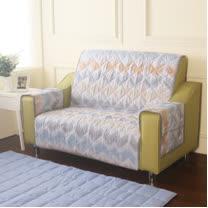 [HomeBeauty]恆溫天絲沙發保潔墊-2人座-宿本