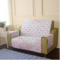 [HomeBeauty]恆溫天絲沙發保潔墊-2人座-清露