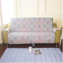 [HomeBeauty]恆溫天絲沙發保潔墊-3人座-達莉婭