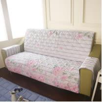 [HomeBeauty]恆溫天絲沙發保潔墊-4人座-清露