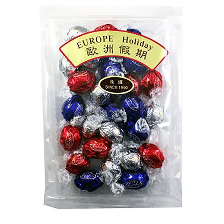 歐洲假期 _冬之戀巧克力320g