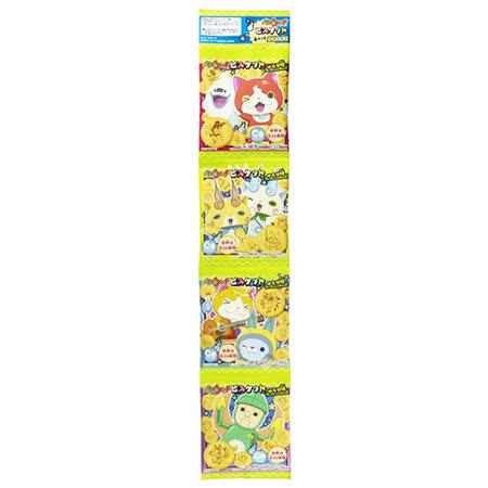 妖怪餅乾4連包-沙拉口味48g