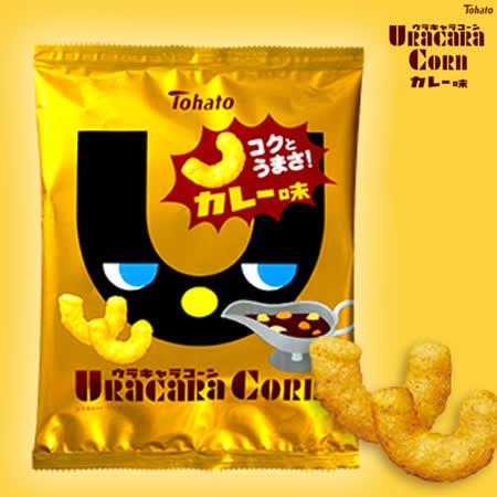 東鳩玉米脆果-咖哩味70g