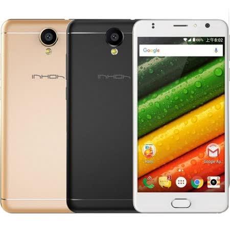 【福利品】INHON L63 四核心 5.5吋 3GB/16GB