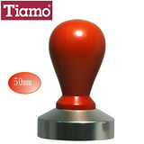 Tiamo 0914木柄鋁底填壓器50mm (HG2578)