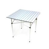 【Solar】全鋁合金巧攜蛋捲桌(附收納袋)