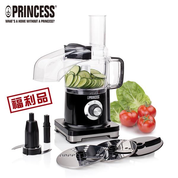 品《PRINCESS》荷蘭公主四杯迷你食物調理機 220500