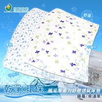 【格藍傢飾】風采零重力舒壓透氣床墊-加大雙人