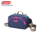 Coleman 三用相機背包(海軍藍)3 Way Camera Body Bag