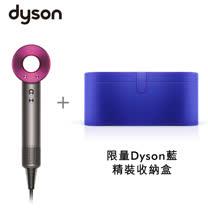 dyson Supersonic吹風機 HD01 桃紅色(附限量藍色精裝收納盒)