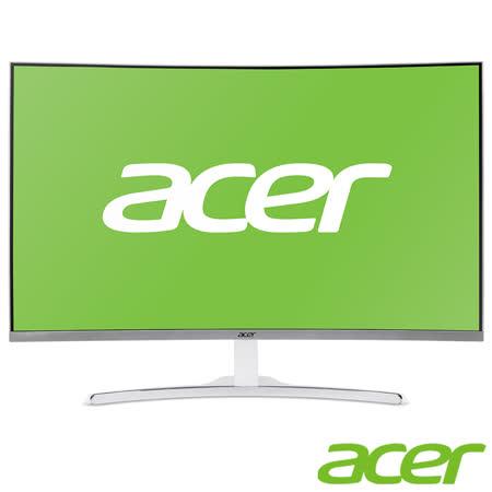 acer 宏碁 ED322Q 32型VA曲面三介面不閃屏液晶螢幕