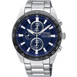 SEIKO Criteria 勁速交鋒計時腕錶  V176-0AV0B SSC647P1