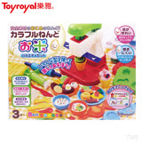 日本《樂雅 Toyroyal》米黏土系列-野餐組