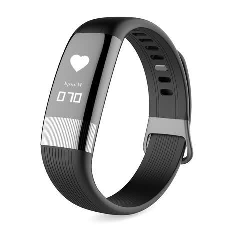 JSmax SB-E18S 智慧健康管理運動手環(血壓、心率、心電圖、疲勞度)
