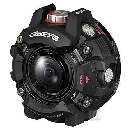 CASIO GZE-1 運動攝影機 防水 防震 耐寒 美顏 (公司貨)-送64G記憶卡+專用電池X2+座充+讀卡機+清潔組+小腳架