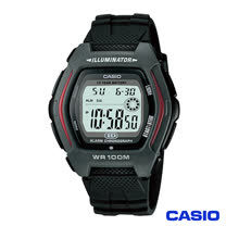 CASIO卡西歐  潮流造型石英運動手錶 HDD-600-1A