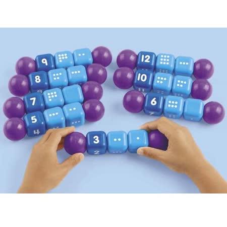 【華森葳兒童教玩具】數學教具系列-數量分解合成棒 N8-DD327