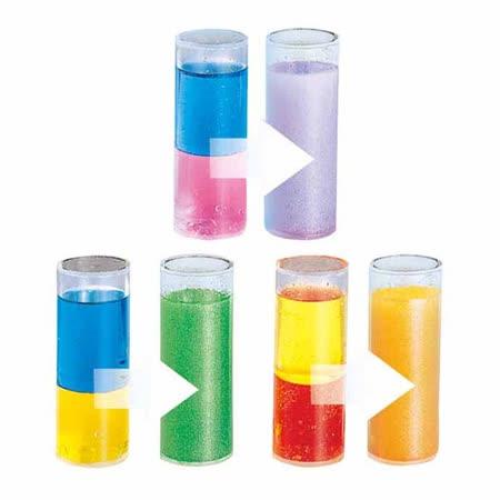 【華森葳兒童教玩具】科學教具系列-顏色觀察棒 N8-LC735