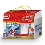 亞培 安素優能基粉狀配方香草口味禮盒(850gx1罐)加贈梅森玻璃罐
